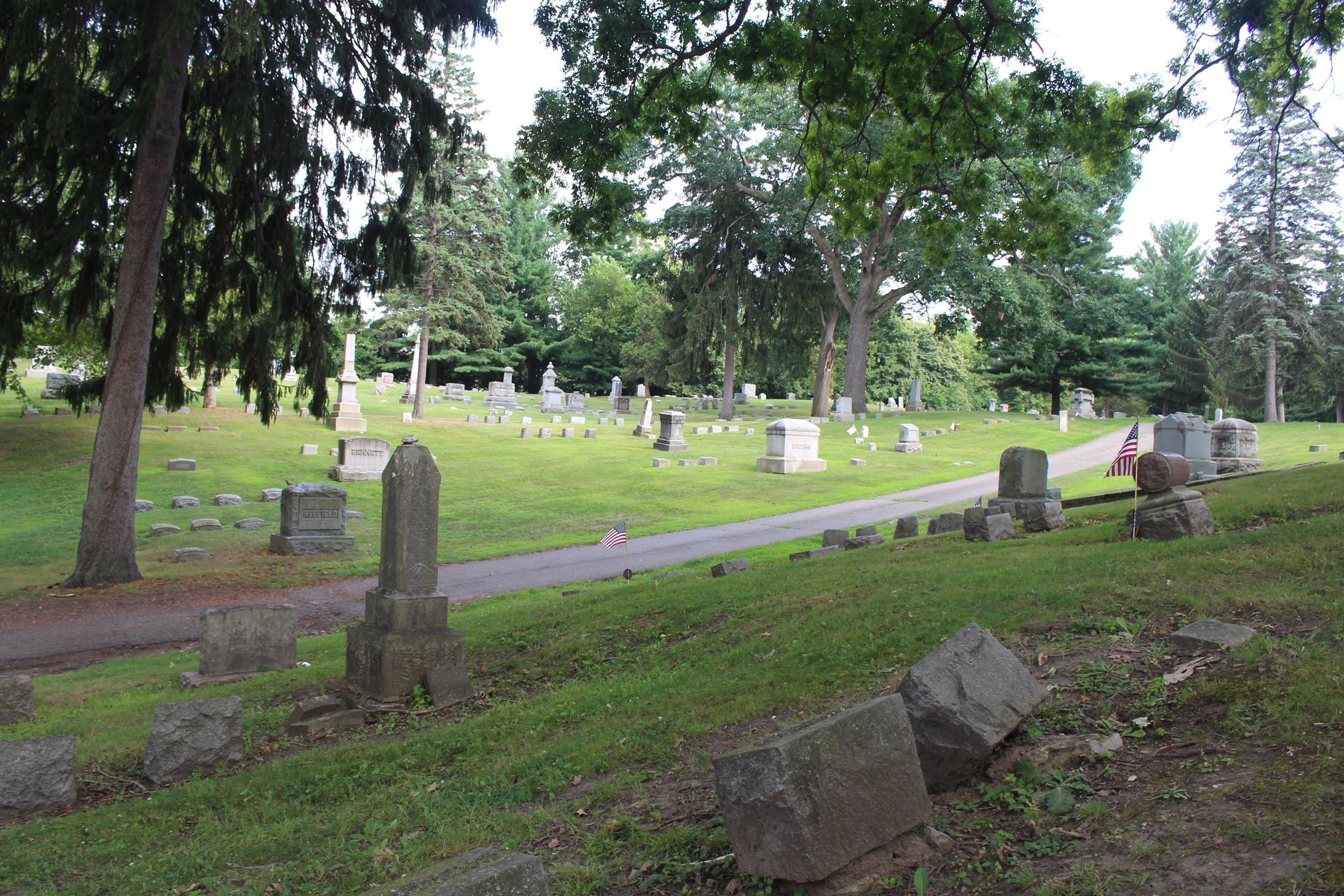 Mt. Evergreen Cemetery