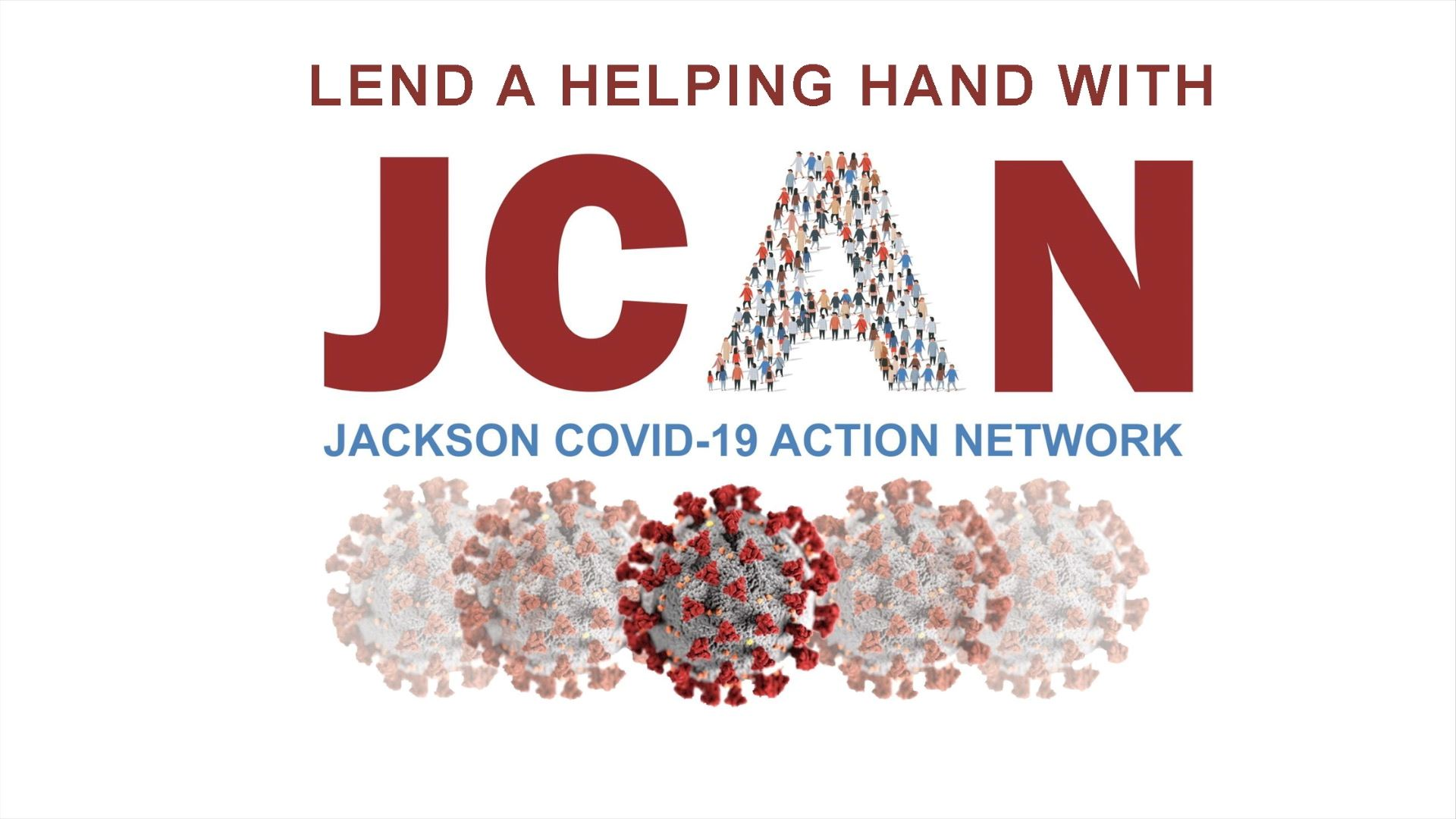 Lend a helping hand with JCAN