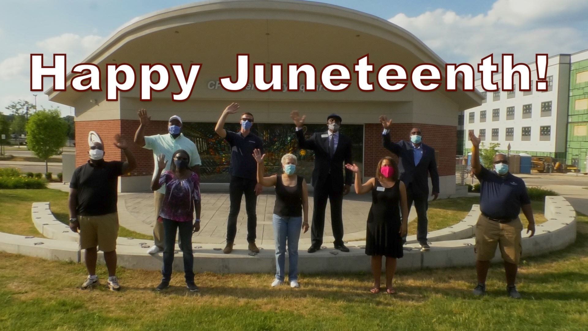 Happy Juneteenth still