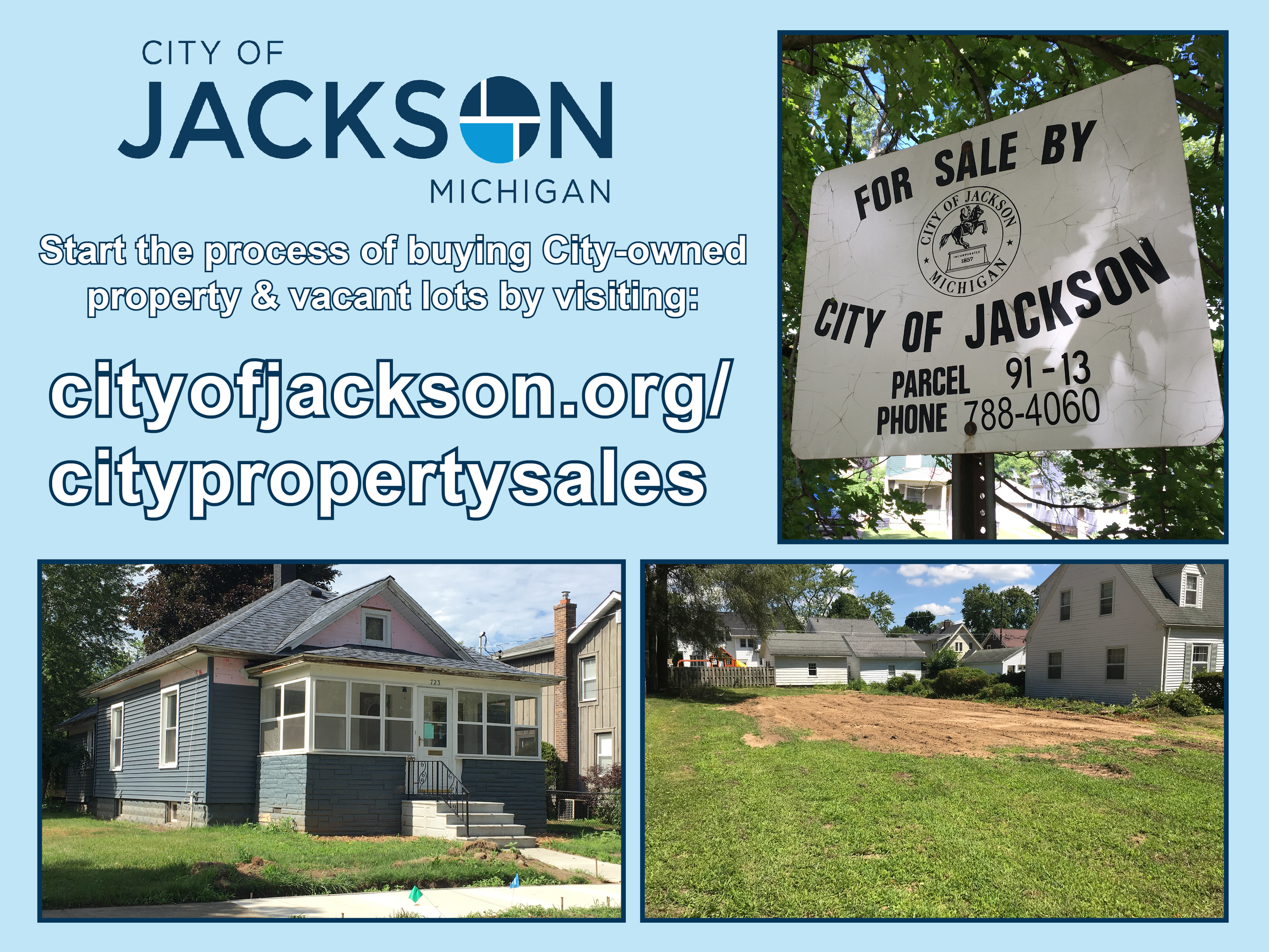 City Property Sales promotional graphic