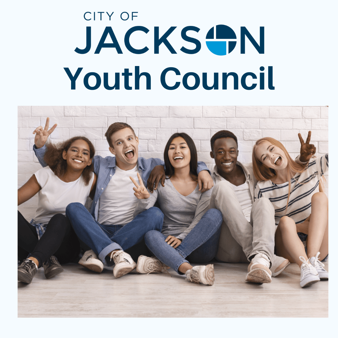 City of Jackson Youth Council Graphic
