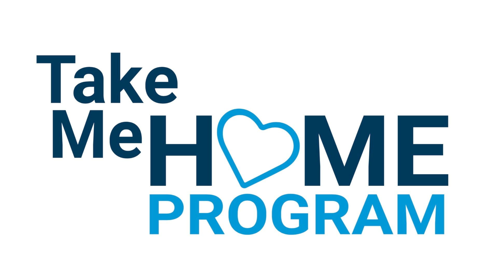 Take Me Home Program logo
